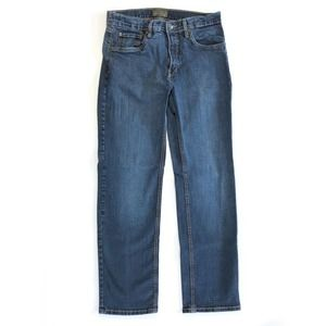 Urban Star Relaxed Fit Stretch Blue Jeans